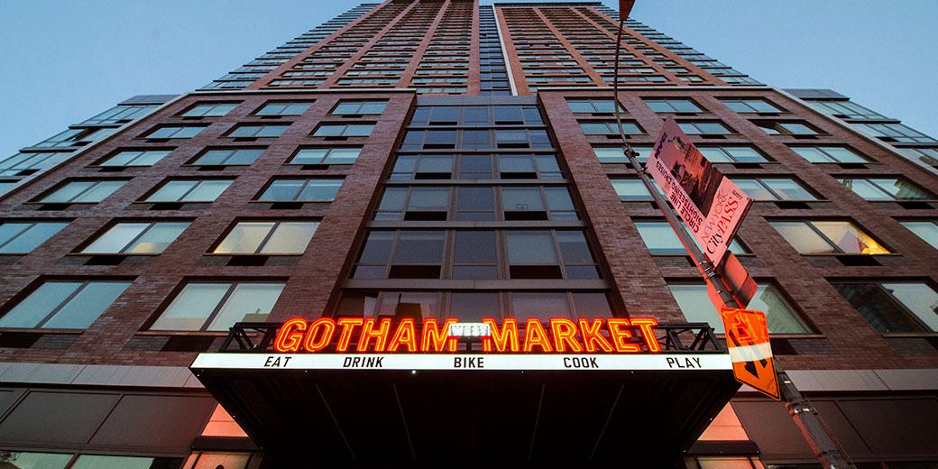 Gotham West: 1810